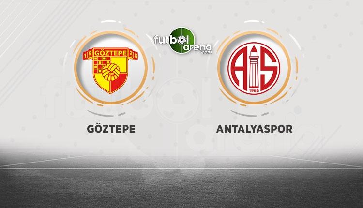 Göztepe Antalyaspor canlı şifresiz İZLE (Göztepe Antalyaspor beIN Sports canlı yayın)