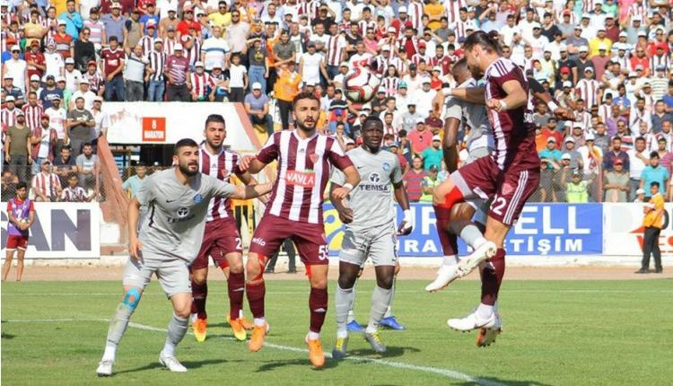 Hatayspor 3-2 Adana Demirspor maç özeti ve golleri (İZLE)