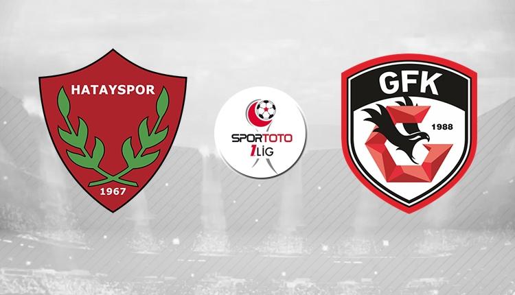Hatayspor - Gazişehir Gaziantep beIN Sports izle (Hatayspor Gazişehir Gaziantep CANLI)