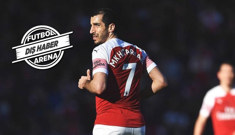 Henrikh Mkhitaryan, Bakü'ye götürülecek mi? Arsenal açıkladı