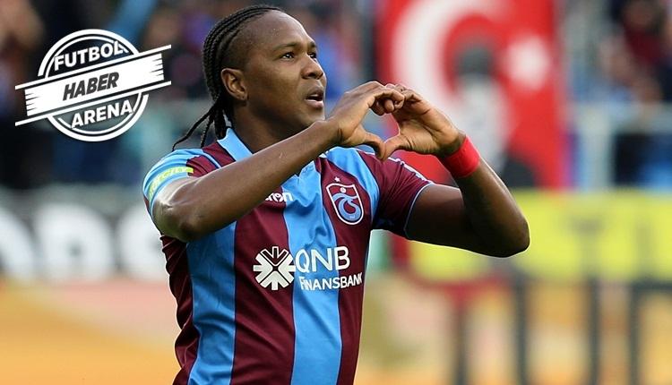 Hugo Rodallega, Trabzonspor'da kalacak mı? Yönetimin kararı
