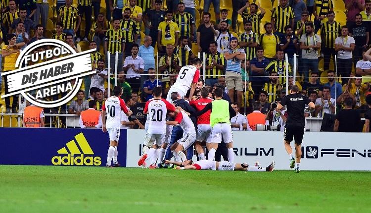 İki yıl önce Fenerbahçe'yi eleyen Vardar'a UEFA'dan darbe