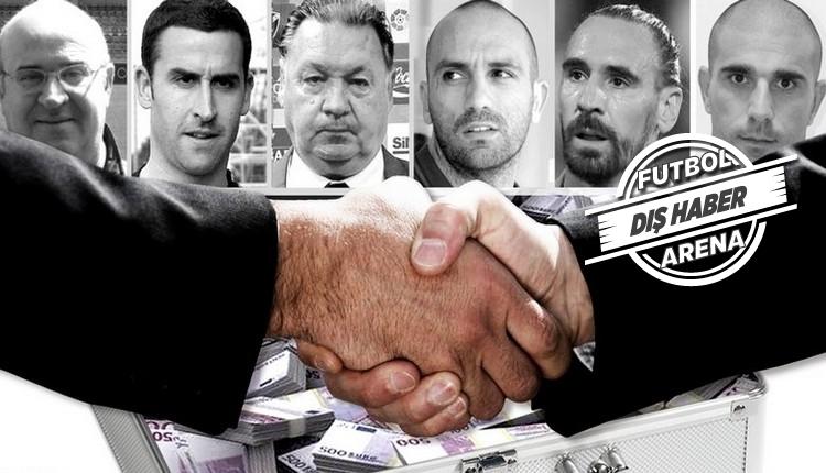 İspanya'da şike operasyonu! Başkanlar ve futbolcular gözaltında