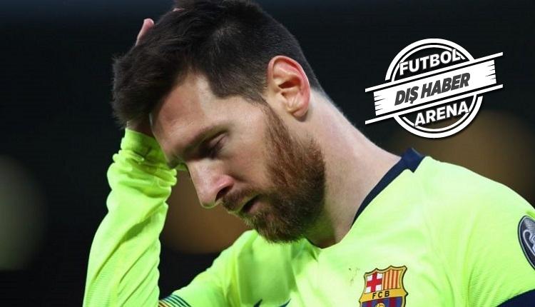 İspanyol gazeteci Messi ile dalga geçti
