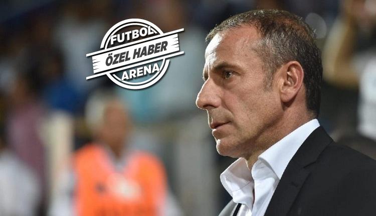 İşte Abdullah Avcı'nın Beşiktaş'tan gönderilmesini istediği isimler