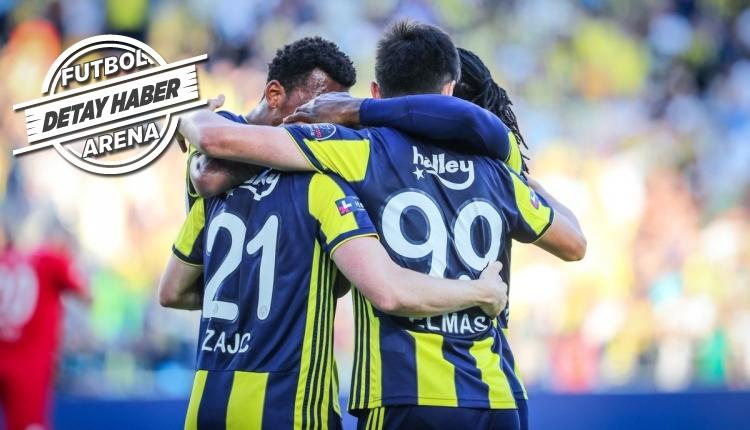 İşte Fenerbahçe'de sezonun enleri! Gol, forma ve asist liderleri