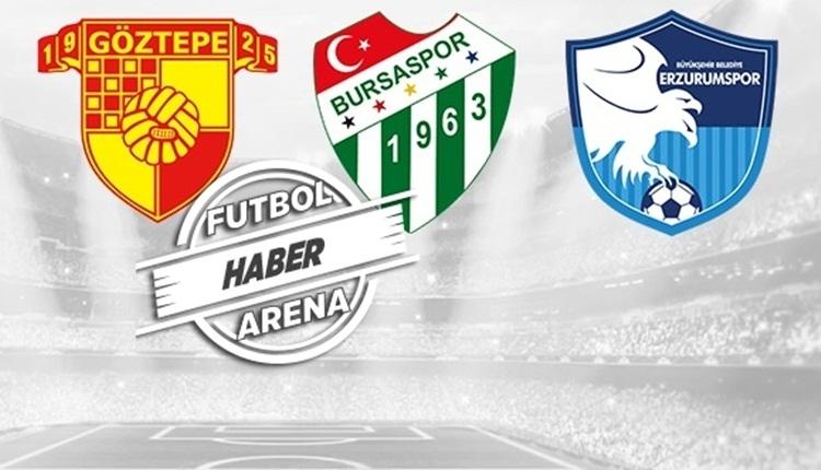 İşte Süper Lig'de küme düşme ihtimalleri (Göztepe, Bursaspor, Erzurumspor)