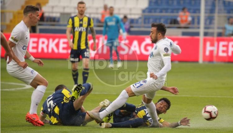 Kasımpaşa 1-3 Fenerbahçe maç özeti ve golleri (İZLE)