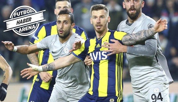 Kasımpaşa maçında Serdar Aziz'in partneri belli oldu