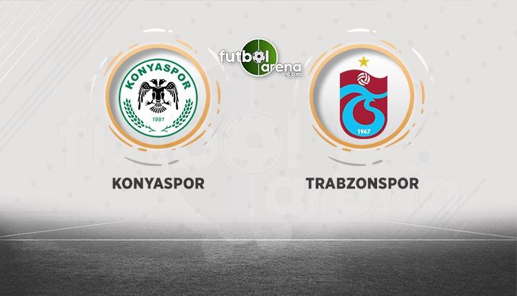 Konyaspor Trabzonspor canlı ve şifresiz izle (Konyaspor Trabzonspor beIN Sports İZLE)