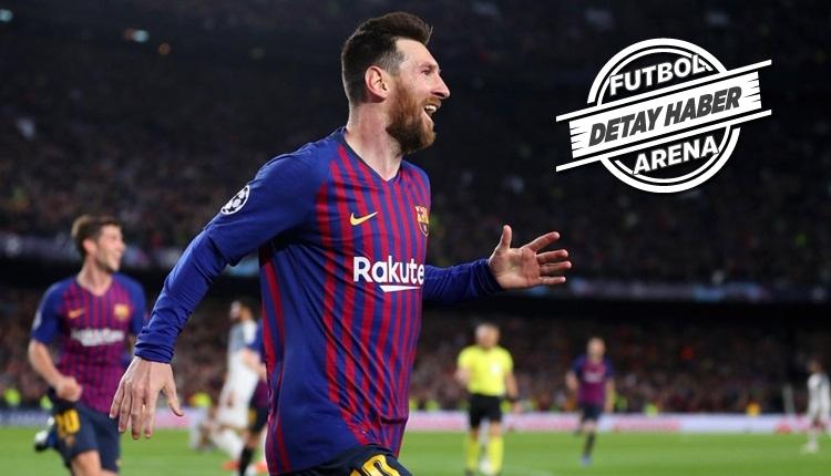 Lionel Messi, Şampiyonlar Ligi'ni fethetti!