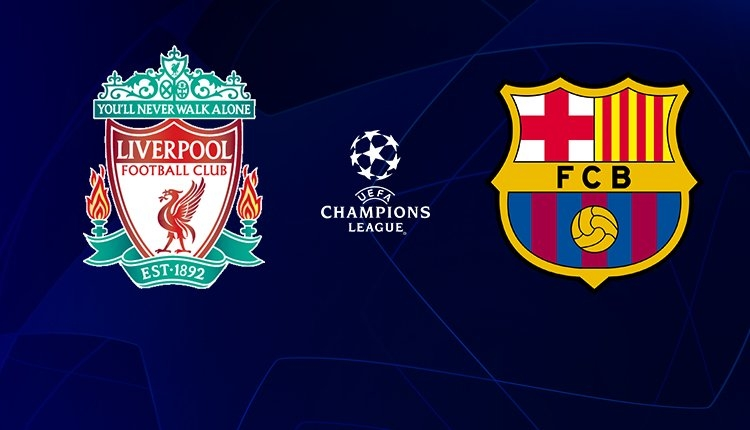 Liverpool - Barcelona beIN Sports şifresiz izle (Liverpool - Barcelona CANLI)