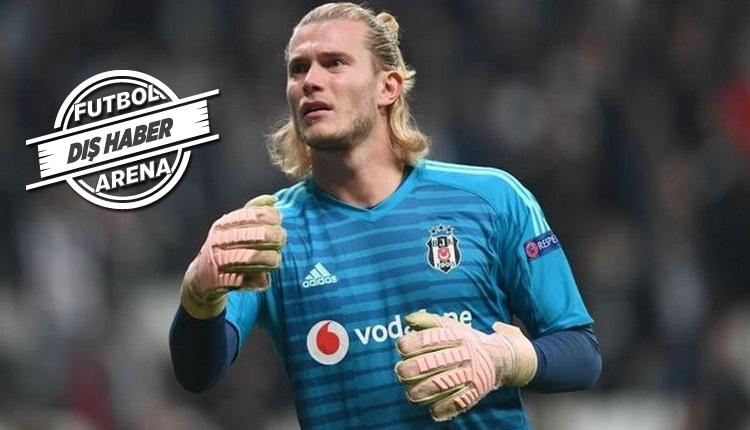 Loris Karius, Beşiktaş'ta kalacak mı?