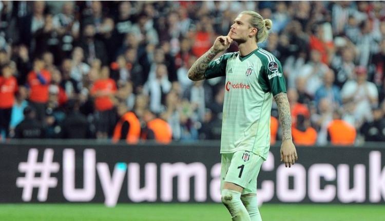 Loris Karius: ''Beşiktaş'ta devam edeceğim''