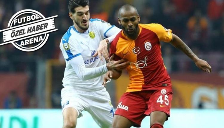 Marcao testleri geçti! Galatasaray'a derbi öncesi müjde