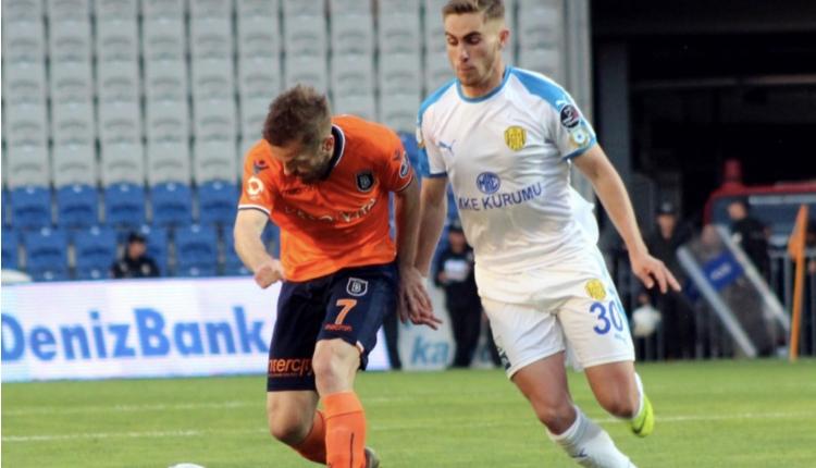 Medipol Başakşehir 2-1 MKE Ankaragücü maç özeti ve golleri (İZLE)