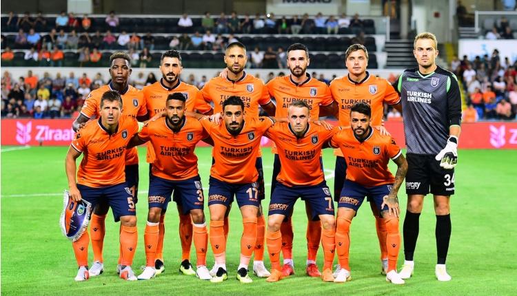Medipol Başakşehir'in Süper Lig'de kalan maçları