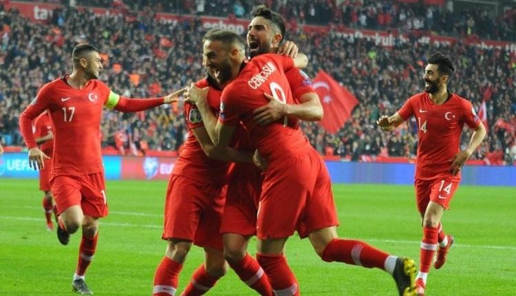 Milli Takım'ın maçları açıklandı (Türkiye'nin maçları)
