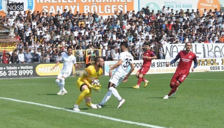 Nazilli Belediyespor - Ergene Velimeşe maçı canlı izle (Nazilli - Ergene Velimeşe canlı yayın)