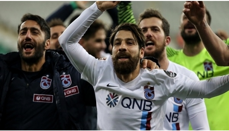 Olcay Şahan, Trabzonspor'a veda etti
