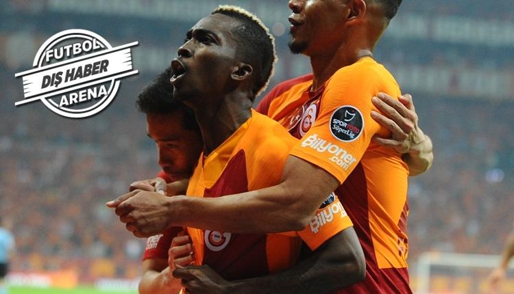 Onyekuru, İngiliz basınına Galatasaray'ı anlattı! 'Tarih yazdık'