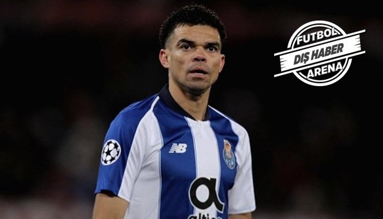 Pepe için Portekiz'de şike iddiası! Skandal olay