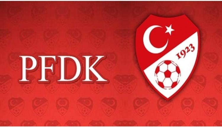 Derbi sonrası PFDK sevkleri açıklandı! Galatasaray, Beşiktaş, Fenerbahçe