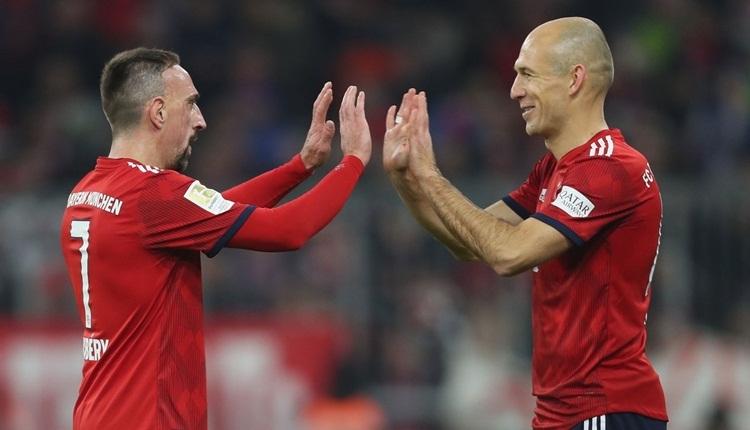 Ribery ve Robben'in ayrılığı resmen açıklandı! Galatasaray...
