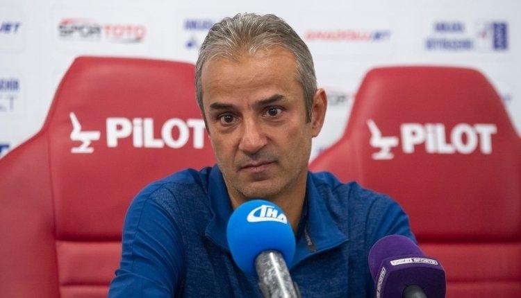 Rizespor, İsmail Kartal ile anlaştı! Fenerbahçe ve Vedat Muriqi açıklaması
