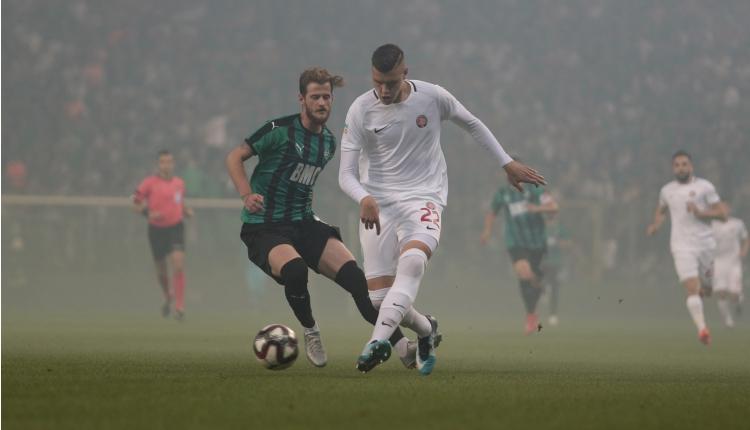 Sakaryaspor 0-2 Fatih Karagümrük maç özeti izle