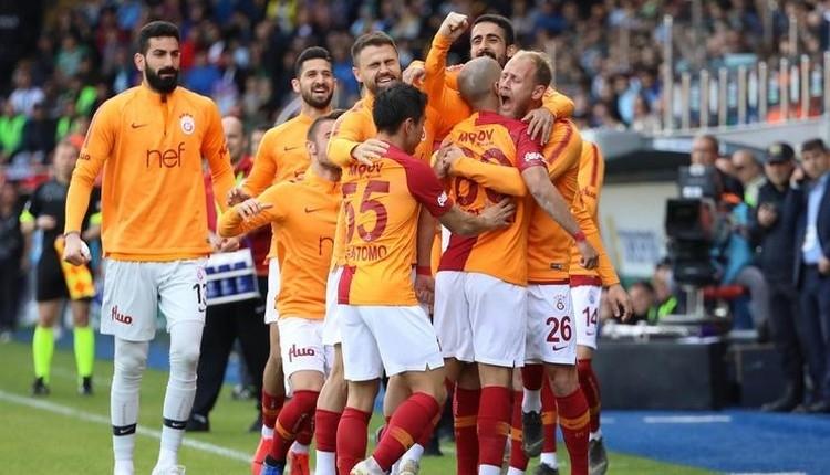 Şampiyonluk oranları değişti! Galatasaray ve Başakşehir'in yeni oranı