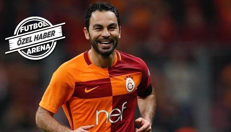 Selçuk İnan, Galatasaray'da kalacak mı? Fatih Terim planı