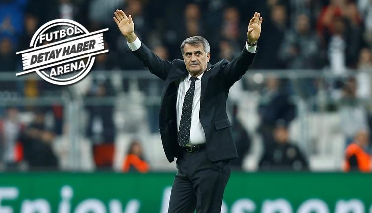 Şenol Güneş, Beşiktaş'a rekorlarla veda ediyor