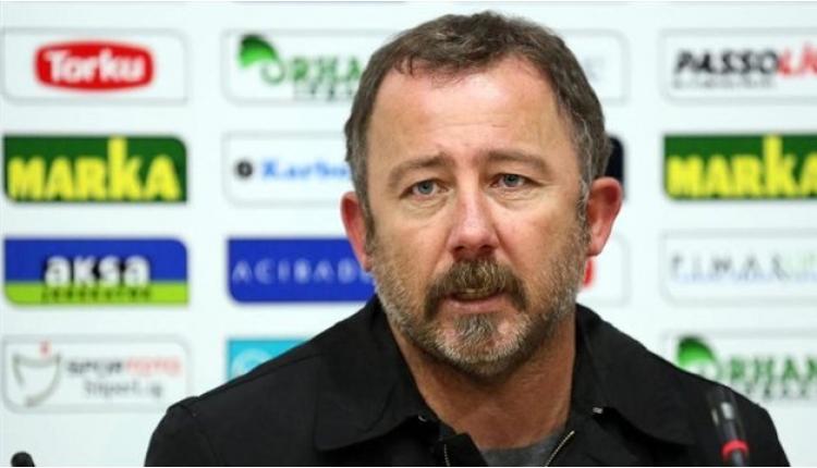 Sergen Yalçın: ''Alanyaspor ile anlaşma sağlayamadık''