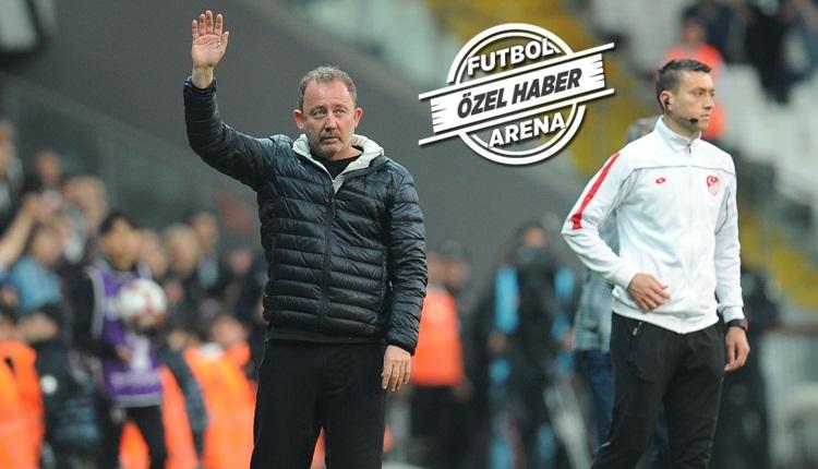Sergen Yalçın, Beşiktaş'ın teknik direktörü olacak mı?