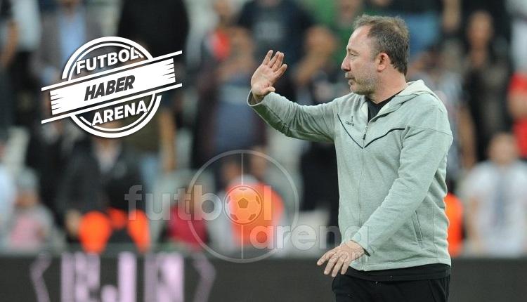 Sergen Yalçın'dan Beşiktaş taraftarına: 'Bir gün kavuşacağız!'