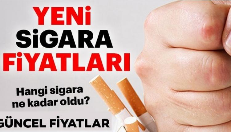 Sigaraya ÖTV zammı mı geldi? (Sigara fiyatları 2019)