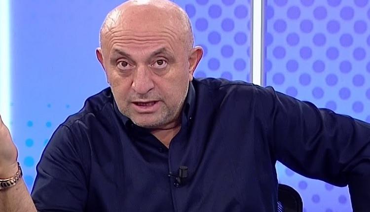 Sinan Engin Bülent Yıldırım'ı topa tuttu: 'Beşiktaş'ı bitirmeye geldin!'