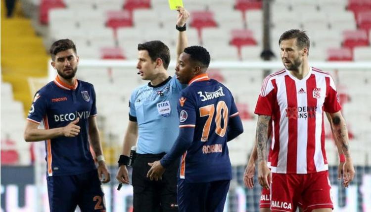 Sivasspor 0-0 Medipol Başakşehir maç özeti (İZLE)