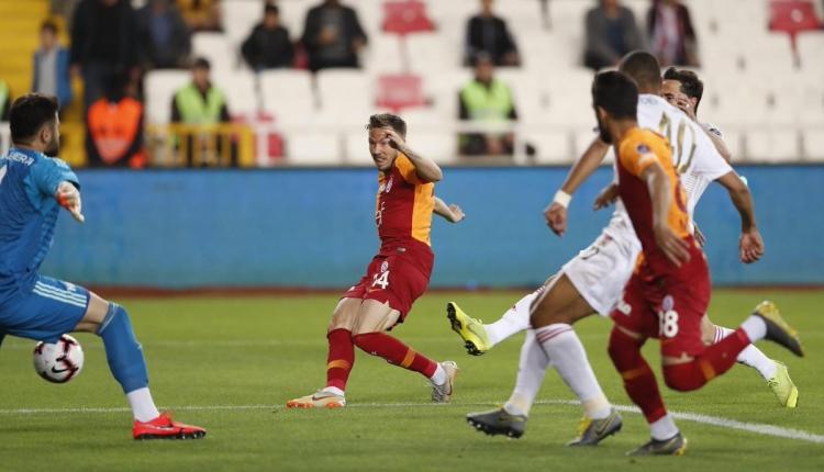 Sivasspor 4-3 Galatasaray maç özeti ve golleri (İZLE)