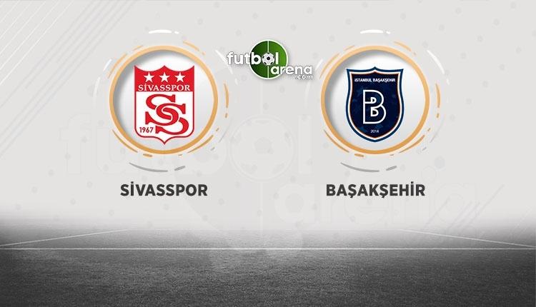 Sivasspor - Başakşehir canlı izle, Sivasspor - Başakşehir şifresiz İZLE (Sivasspor - Başakşehir beIN Sports canlı ve şifresiz İZLE)