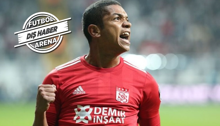 Sivassporlu David Braz Gremio'ya transfer oldu