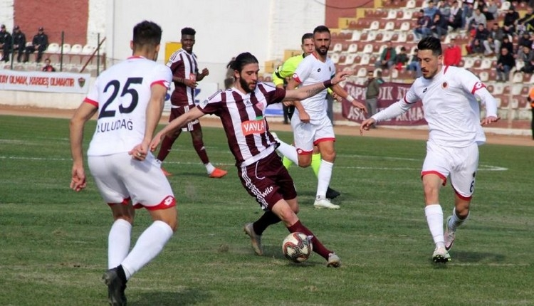 Spor Toto 1. Lig'de puan durumu ve fikstür (Spor Toto 1. Lig playoff potası)