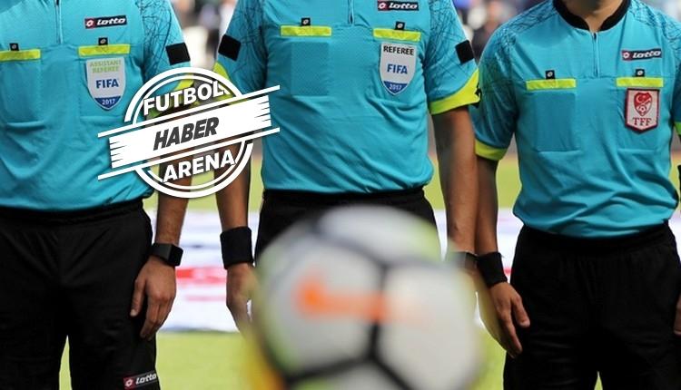 Süper Lig'de 32. haftaya hakem damgası