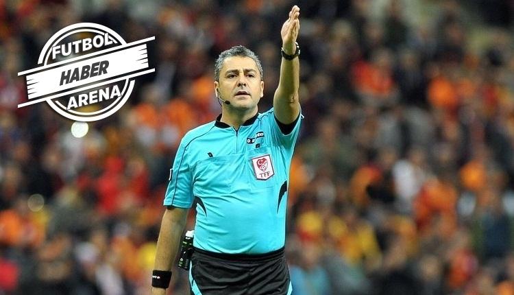 Süper Lig'de haftanın hakemleri açıklandı! Bülent Yıldırım'a maç yok
