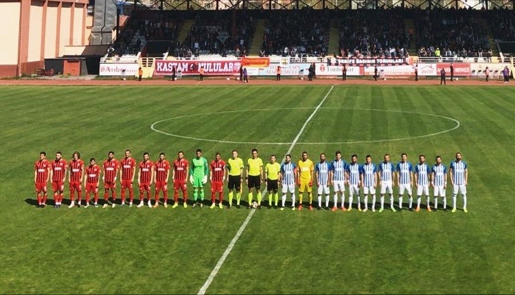 TFF 2. Lig play-off maç sonuçları (13 Mayıs Pazartesi)