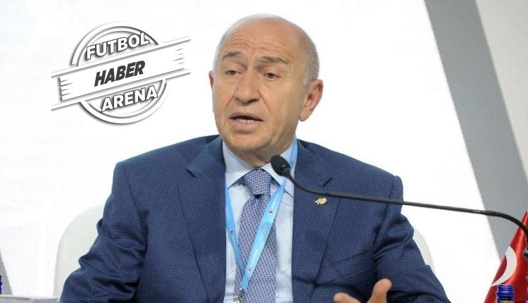TFF başkanlık seçimi öncesi tek aday Nihat Özdemir
