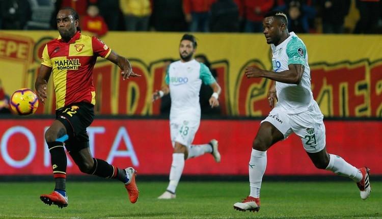 TFF karar verdi! Bursaspor - Göztepe maçı ne zaman?