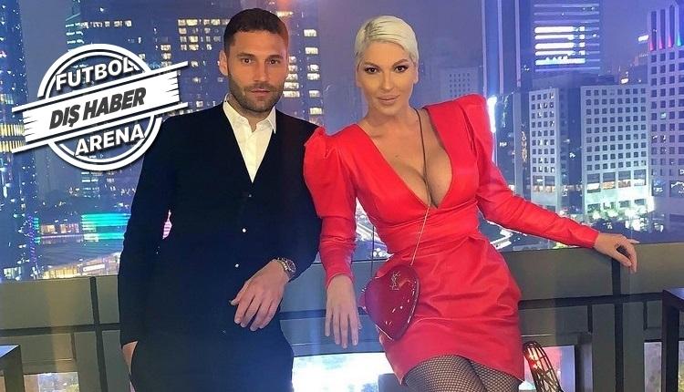 Tosic ile Jelena boşanıyor! Gizli manken ortaya çıktı