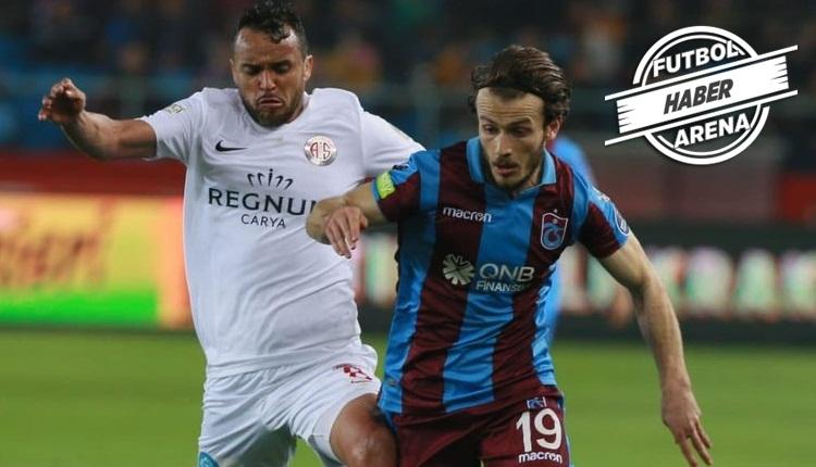 Trabzonspor'da Abdulkadir Parmak'ın yeni maaşı ve sözleşmesi